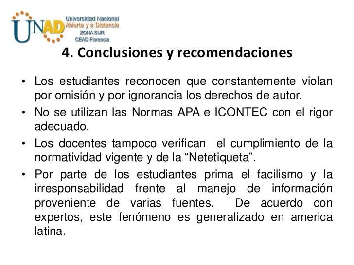 apa conclusion