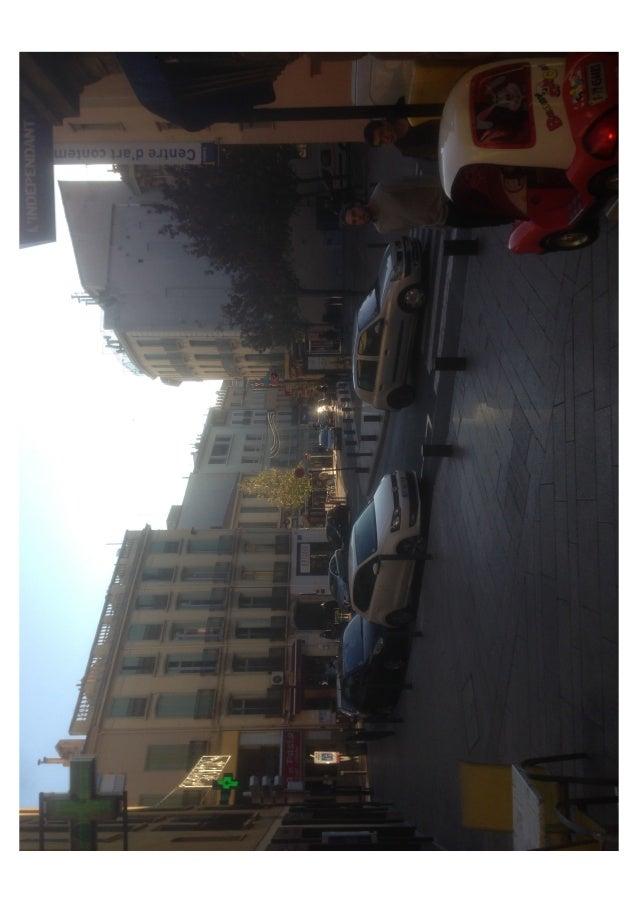 Réflexions sur la place du pont d'en vestit - atelier d'urbanisme - Perpignan Slide 2