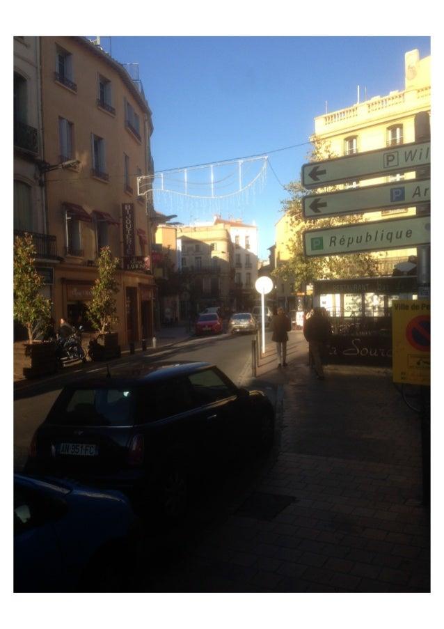 Réflexions sur la place du pont d'en vestit - atelier d'urbanisme - Perpignan Slide 3