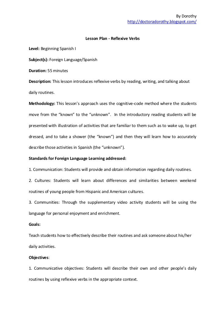 commentary essay sample co commentary essay sample reflexive verbs lesson plan