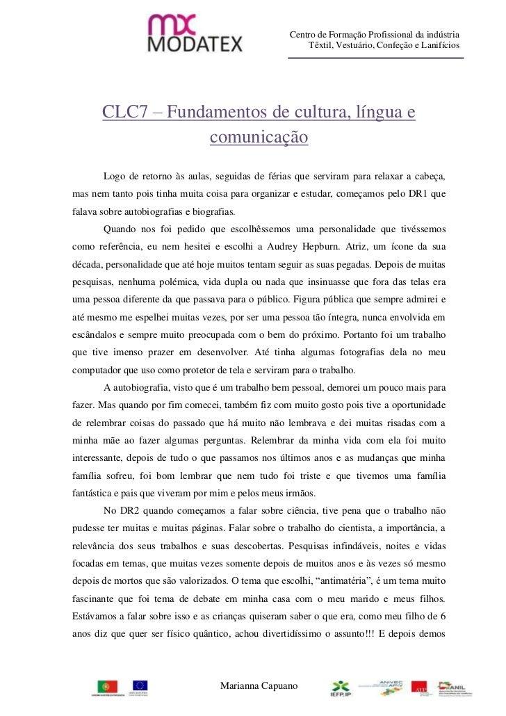Centro de Formação Profissional da indústria                                                        Têxtil, Vestuário, Con...