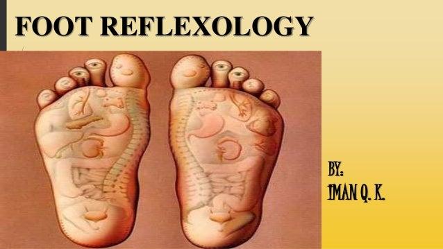 BY: IMAN Q. K. FOOT REFLEXOLOGY