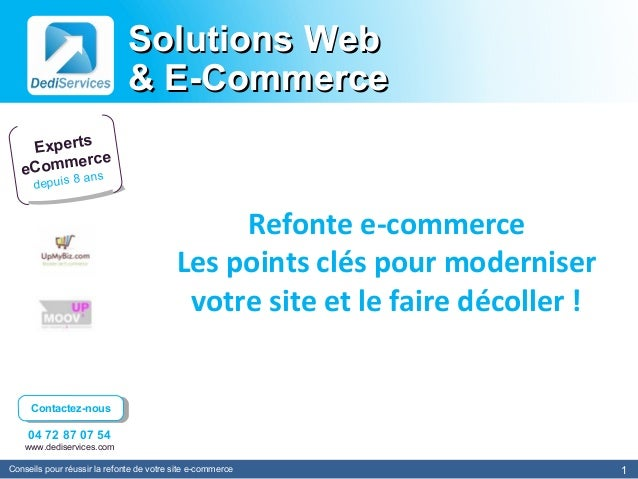 Solutions Web                              & E-Commerce    Experts         erce   eComm ans      depuis 8                 ...