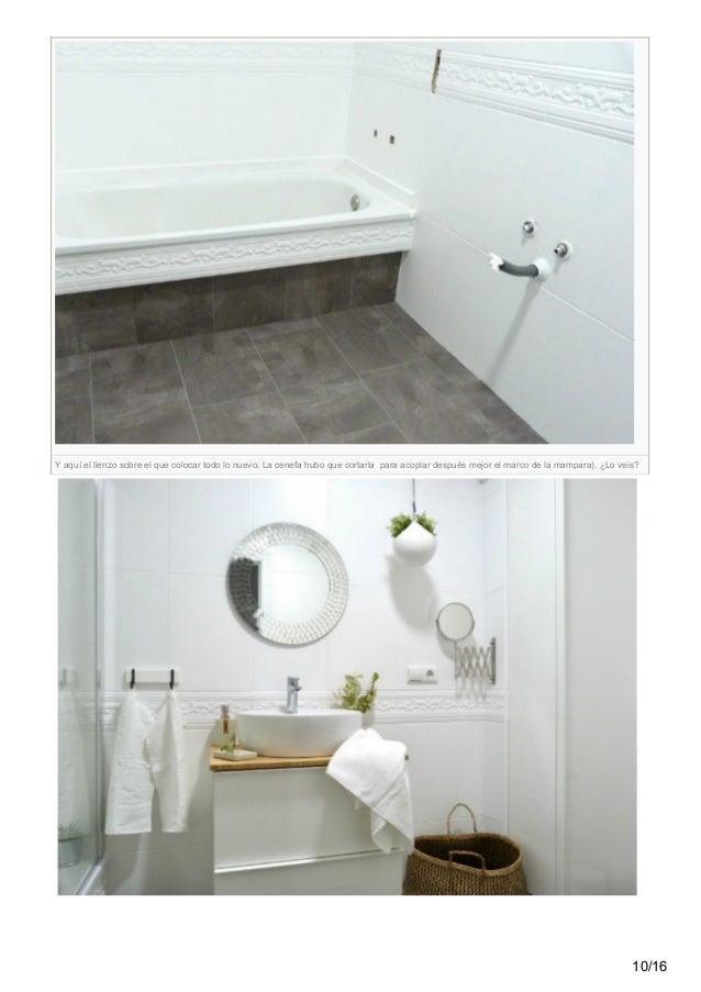 Reformar el bao sin obras best cambiar azulejos bao sin for Cambiar azulejos bano sin obra