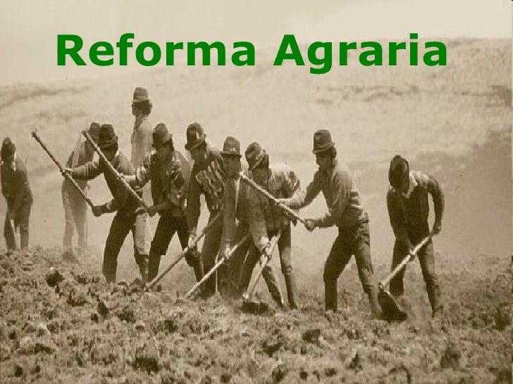 Reforma agraria - Fotos de reformas ...