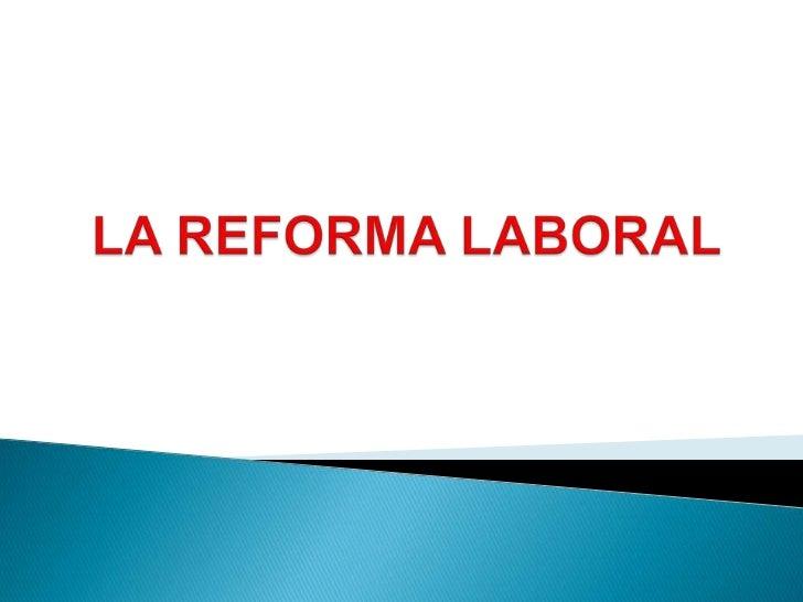 La reforma laboral y los recortes en la mayoría decomunidades amenazan las condiciones laborales y elempleo.Es el inicio d...