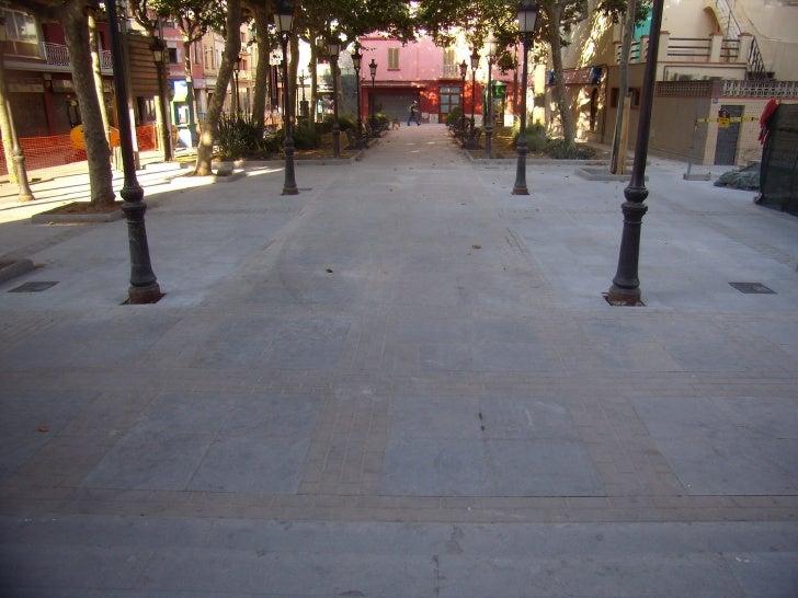 Reforma plaça esglèsia