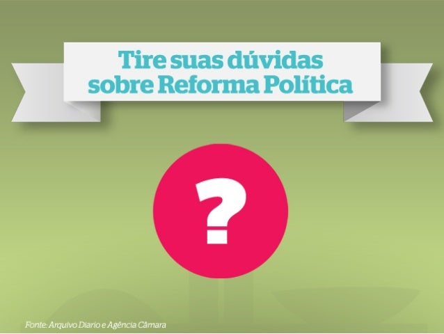 Reforma Politica