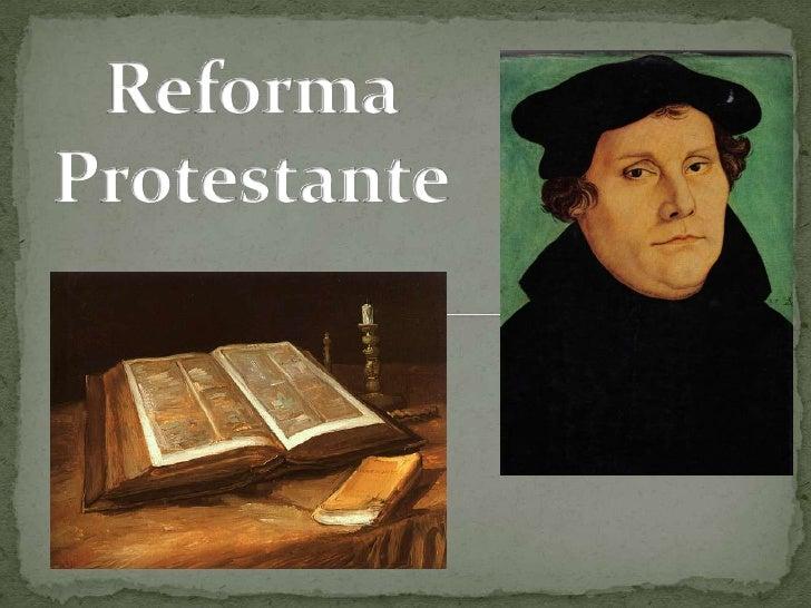 Reforma protestante - Fotos de reformas ...