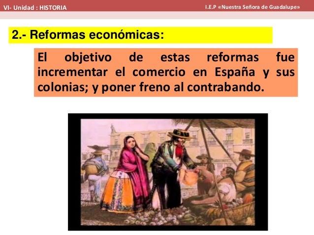 Reformas borb nicas - Reformas economicas en madrid ...