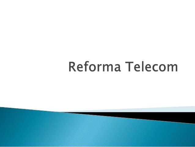 El termino Telecomunicación abarca todas las  formas posibles de comunicación a distancia.  sus sectores son:  la telefoní...