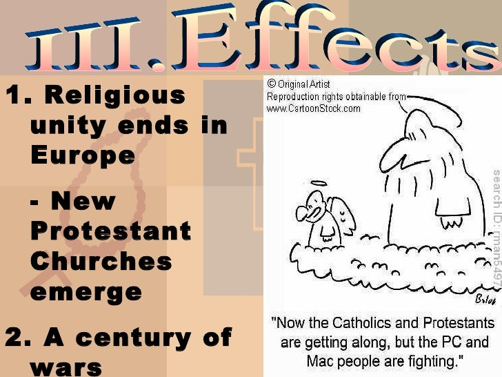 the effects of the lutheran revolt in the stability of catholicism The protestant reformation and women  merely the decaying fruits of rebellion against god's will  protestant doctrine so that we can look at their effects on.