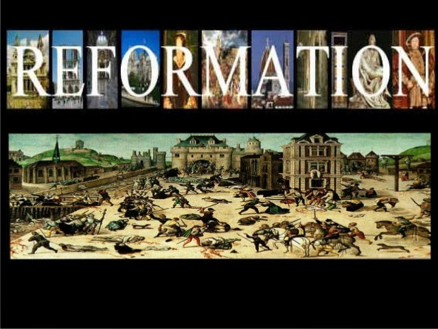Meaning of the reformation