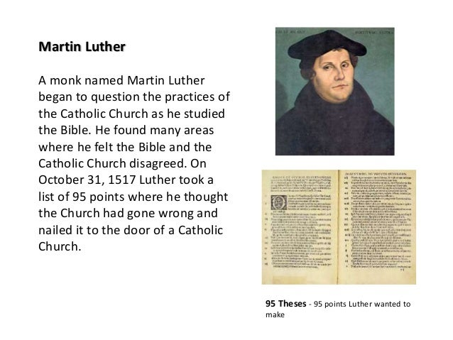 "summary of reformation Protestant reformation notes sola scriptura: the ""word alone"", battle cry of the reformation why did luther succeed where huss and wycliff failed."