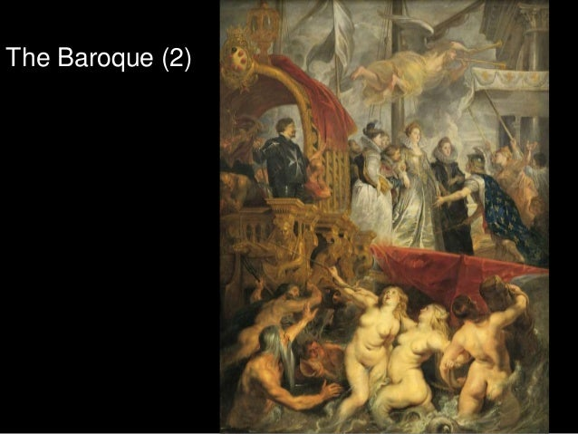 The Baroque (2) 1