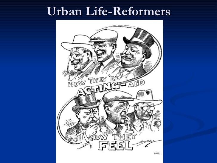 Urban Life-Reformers