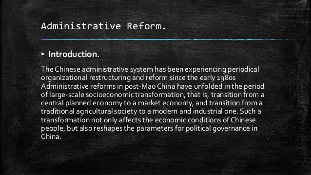 the transformation of chinese state owned entreprises from a planned economy to a market economy The traditional chinese planned economic system was formed during the first   individuals, enterprises, and government, especially state-owned enterprises   of resources to transform functions of government control on the economy, and.
