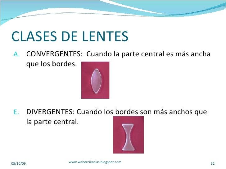 05c57487f9 CLASES DE LENTES ...