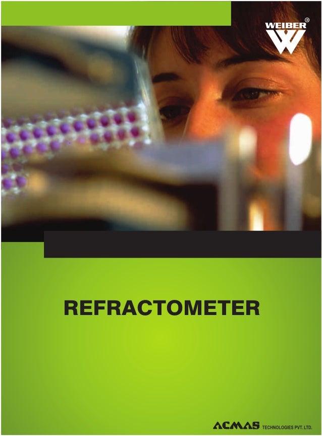 R  REFRACTOMETER