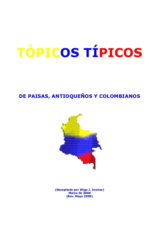 Refranes Paisas Colombianos