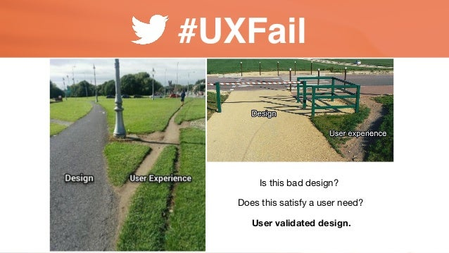 Why User Experience Design Fails