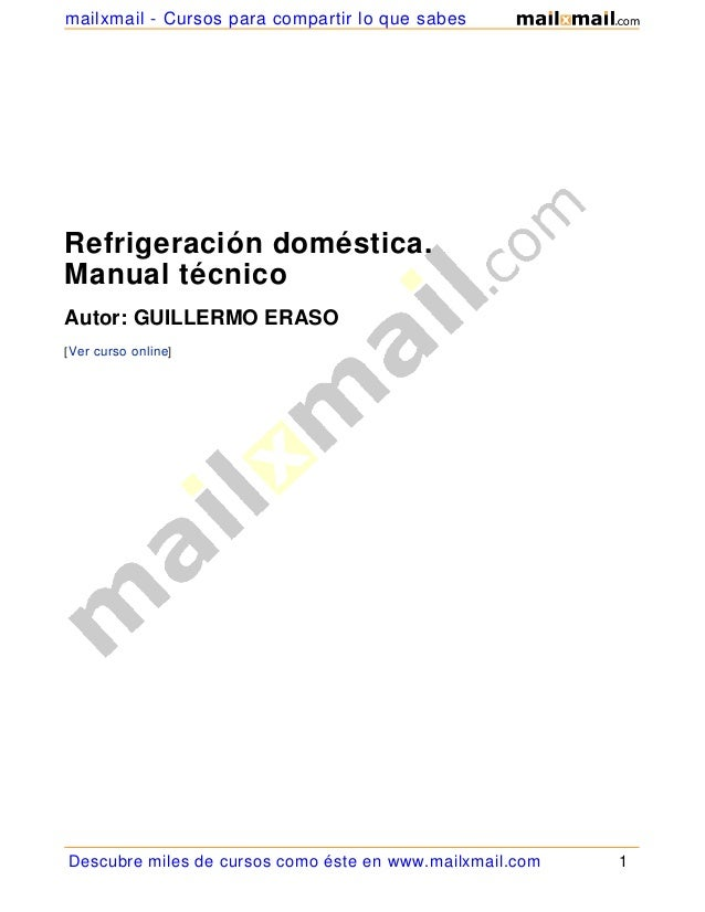 Refrigeracion domestica-manual-tecnico-25679