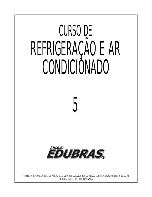 Refrigeração 5