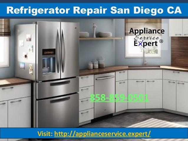 Refrigerator Repair San Diego CA 858-859-0501 Visit: http://applianceservice.expert/