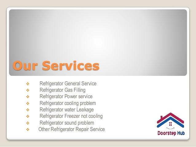 Get Refrigerator General service Today in Hyderabad