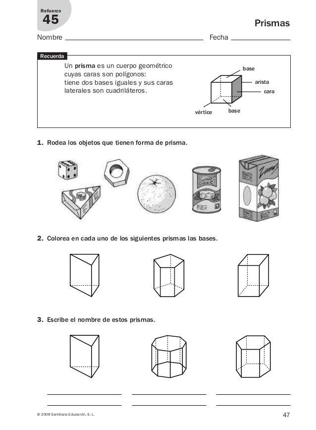 Refuerzo Y Ampliacic3b3n De Matemc3a1ticas 3c2ba
