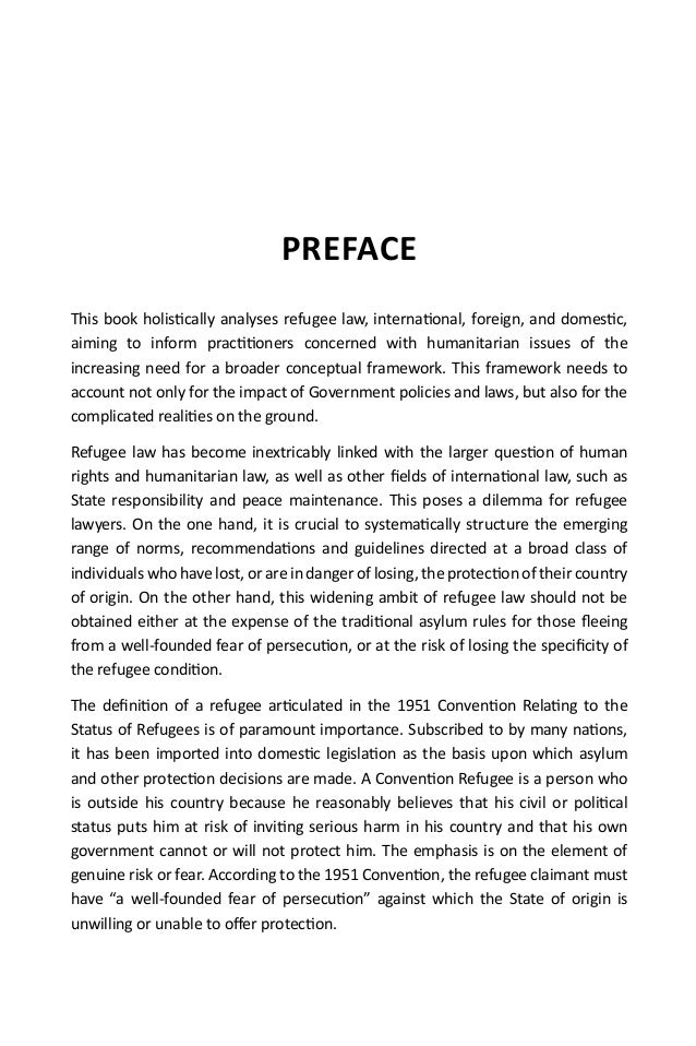 1951 refugee convetions importance in protecting The 1951 refugee convention the commission have played an important role in the protection of the human rights of refugees and icelandic human rights centre.