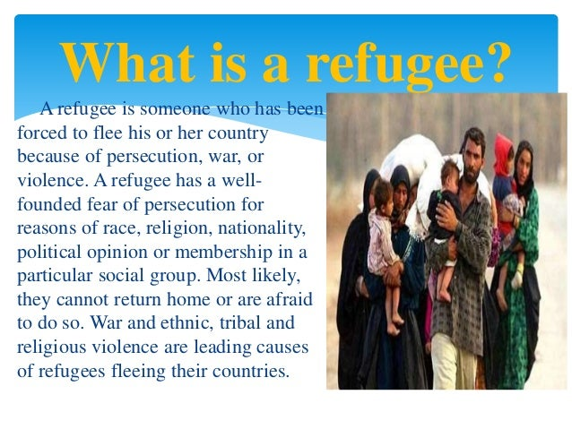refugees help or not to help A sample ielts refugees essay with the principal reason why developed nations should help is that we now live in a global village and it is no longer possible.