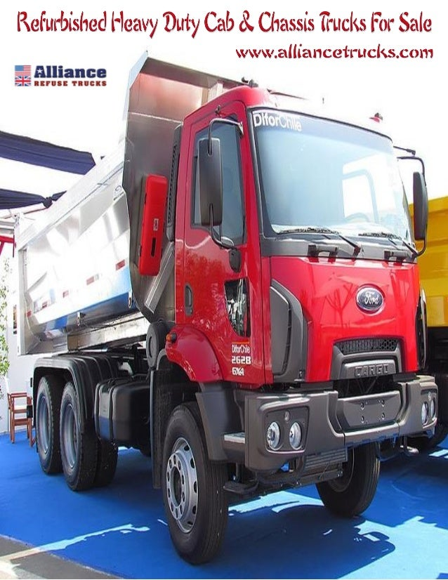 Investing in side loaders, front loaders, and heavy duty cab & chassis trucks is an important decision for your business. ...