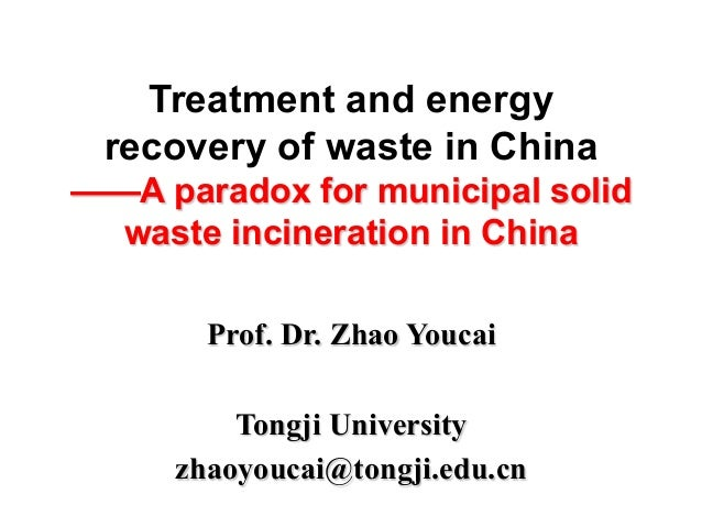 municipal solid waste management in china Professional manufacturer and designer of waste processing equipment,an international leader in municipal solid waste  survey of waste management  china.