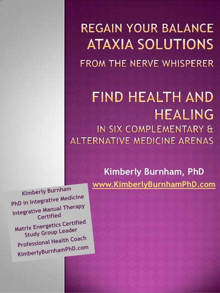 Kimberly Burnham, PhDwww.KimberlyBurnhamPhD.com