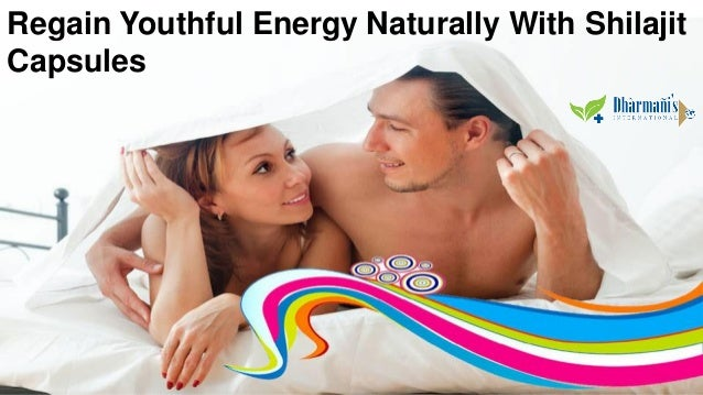 Regain Youthful Energy Naturally With Shilajit Capsules