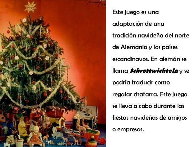 Regalando Trastos Por Navidad Un Juego Tarea Para La Clase De E Le