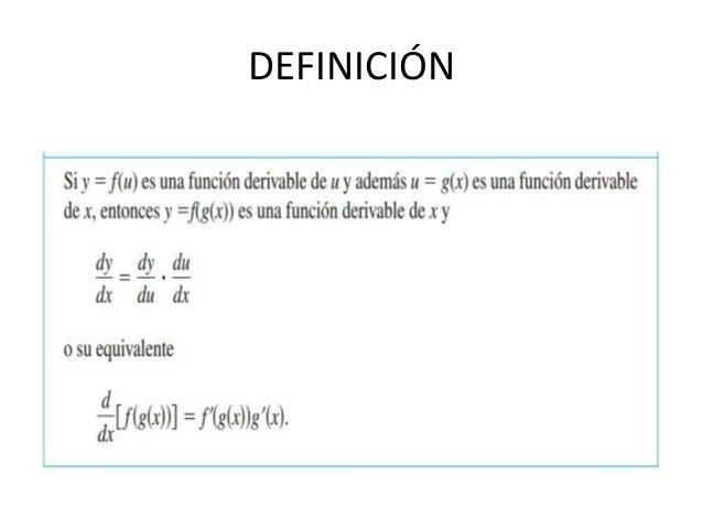 Descomposición de una función compuesta