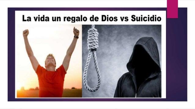 Razones por las que algunos se suicidan