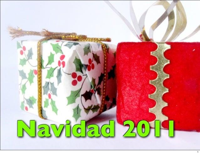 Navidad 2011 1