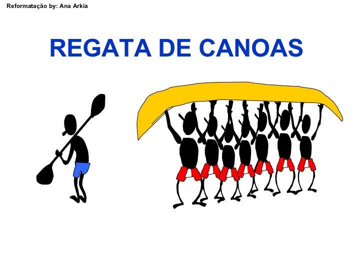 REGATA DE CANOAS