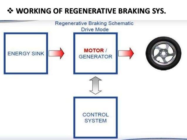 regenerative braking system rh slideshare net regenerative braking circuit diagram regenerative braking system circuit diagram