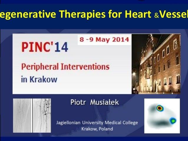 Regenerative Therapies for Heart &Vessels  Przeszczepiać -czy- Regenerować ?  Klinika Chorób Serca i Naczyń CMUJ  Szpital ...
