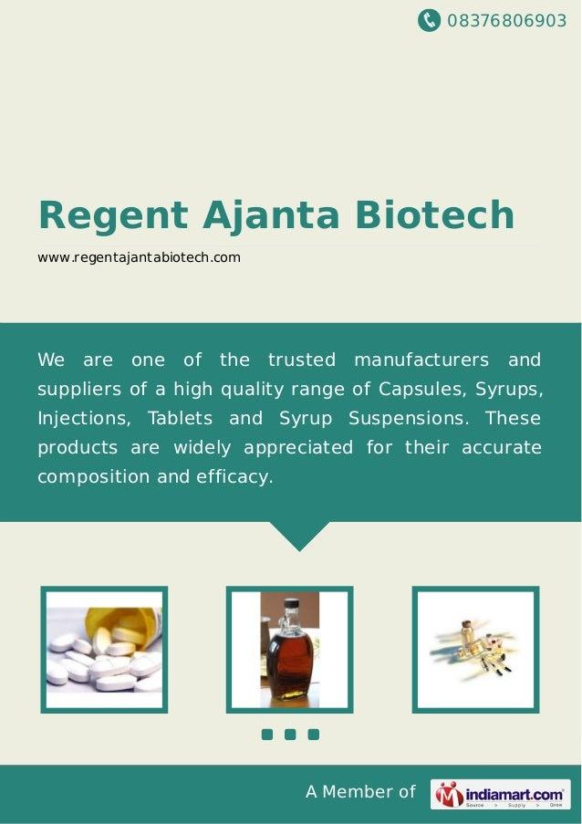 Regent ajanta-biotech