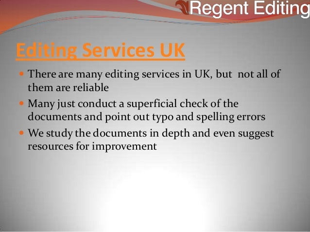 Dissertation services in uk editing