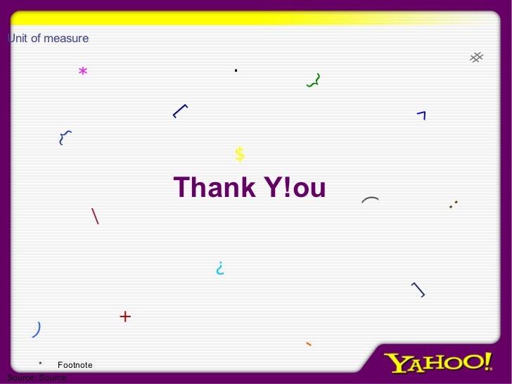 Thank Y!ou * { }  ^ ] + $ [ ( ? . ) - : #