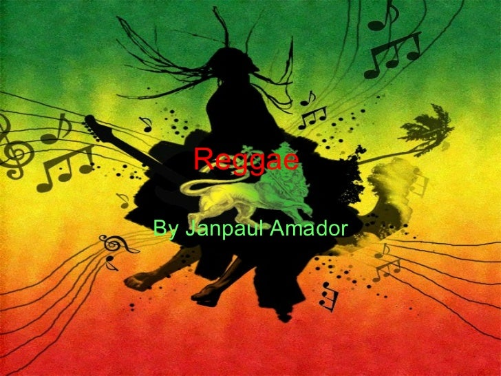 Reggae  By Janpaul Amador