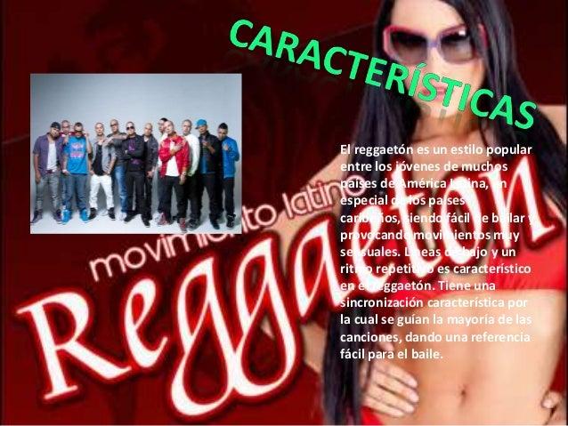 Reggaeton  Slide 2