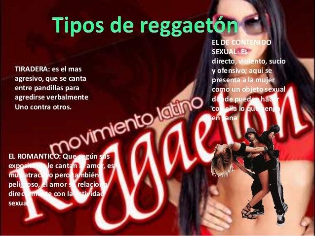 Reggaeton  Slide 3