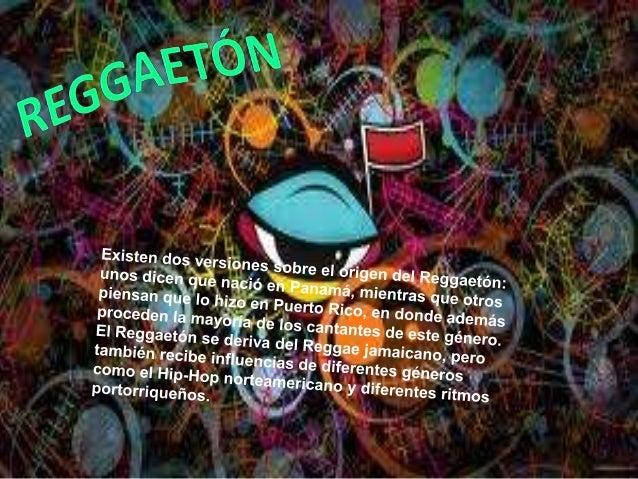 Reggaeton 2013 Slide 2